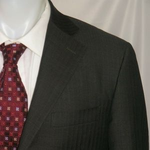 Canali 1934 Water Resistant Two Button Sport Coat